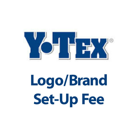 Y-TEX Custom Logo Set-Up Fee