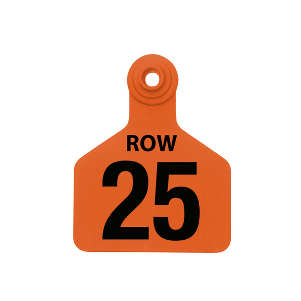 Z Tag Stockman Custom Large Row Tag Only