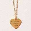EACH X Winky Lux - Pretty Heart Pendant Necklace