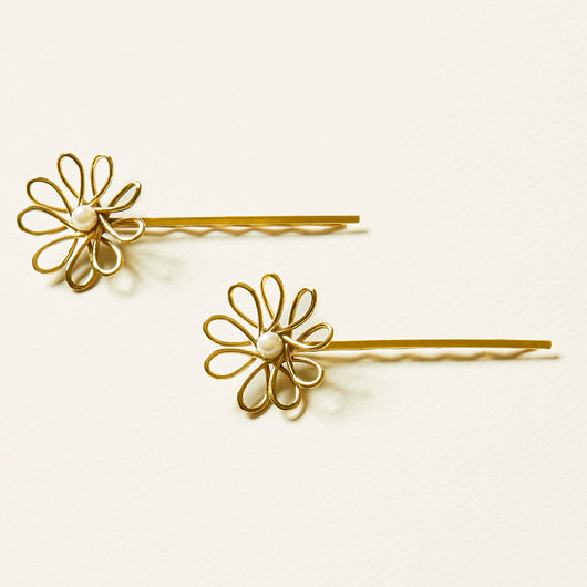 Genevieve Bobby Pin Set
