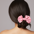 Noir Madison Scrunchie