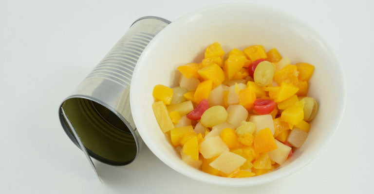 Canned Foods Gain Popularity