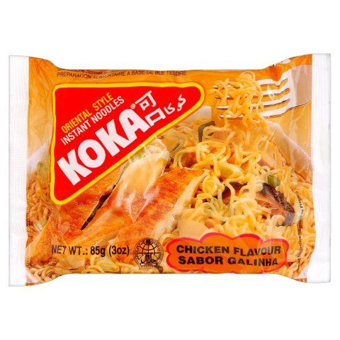 Koka Chicken Noodles 85 gm - Sabadda - Indian Online Grocery Store in UK