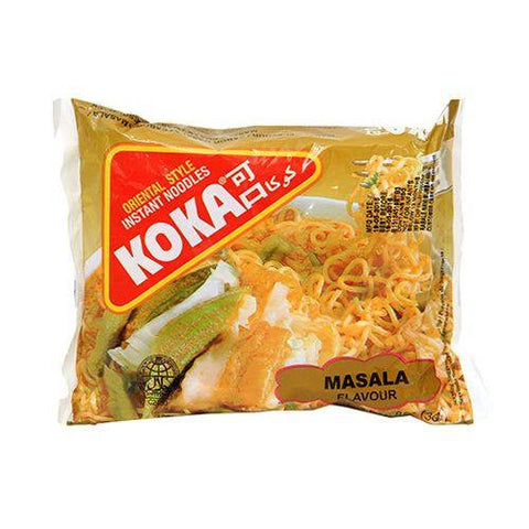 Koka Masala Flavour Noodles 85 gm - Sabadda - Indian Online Grocery Store in UK