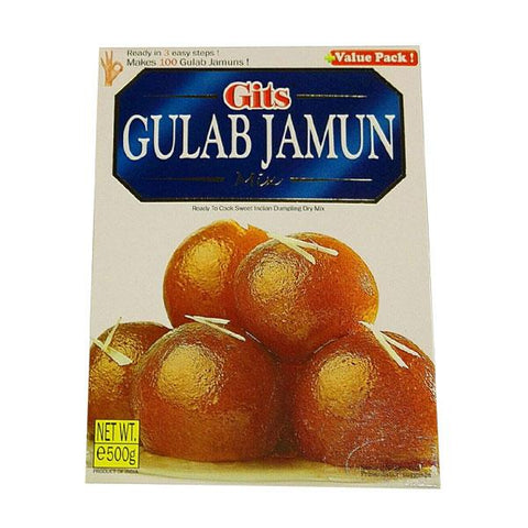 Gits Gulab Jamun Mix 500 gm - Sabadda - Indian Online Grocery Store in UK