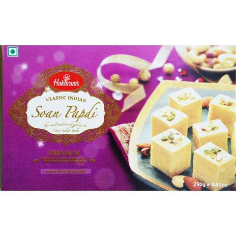 Haldiram's Soan Papdi 250 gm - Sabadda - Indian Online Grocery Store in UK