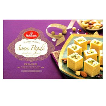 Haldiram's Soan Papdi 500 gm - Sabadda - Indian Online Grocery Store in UK