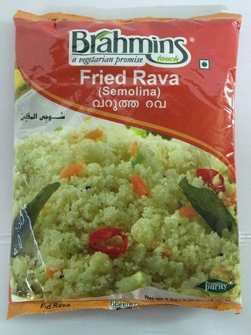 Brahmins Foods Fried Rawa 1 KG - SabAdda - Asian Grocery Store