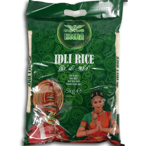 Heera Idli Rice 5kg - SabAdda - Asian Grocery Store