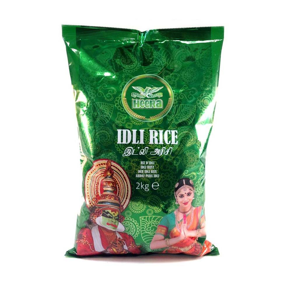 Heera Idli Rice 2kg - SabAdda - Asian Grocery Store