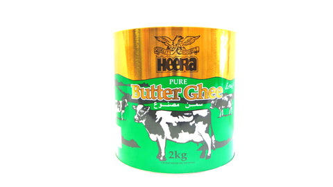 Heera Butter Ghee 2kg - SabAdda - Asian Grocery Store
