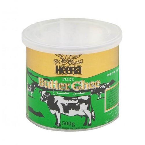 Heera Butter Ghee 500gm - SabAdda - Asian Grocery Store