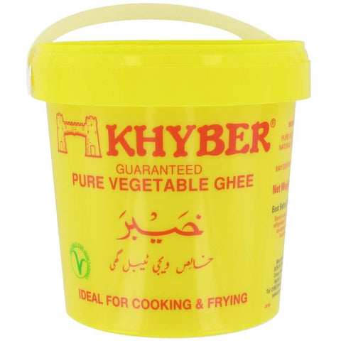 Khyber Vegetable Ghee 2kg - SabAdda - Asian Grocery Store