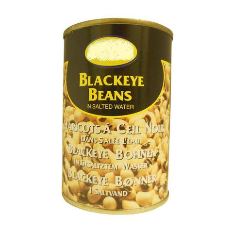 Heera Black Eye Beans Tin 400gm - SabAdda - Asian Grocery Store