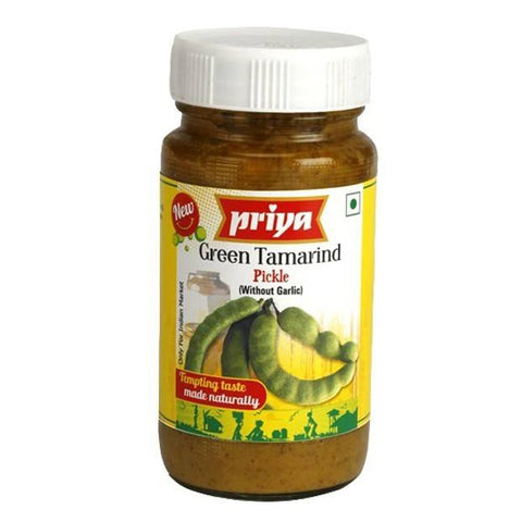 Priya Green Tamarind Pickle 300gm - SabAdda - Asian Grocery Store