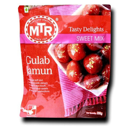 MTR Instant Gulab Jamun Mix 200gm - SabAdda - Asian Grocery Store