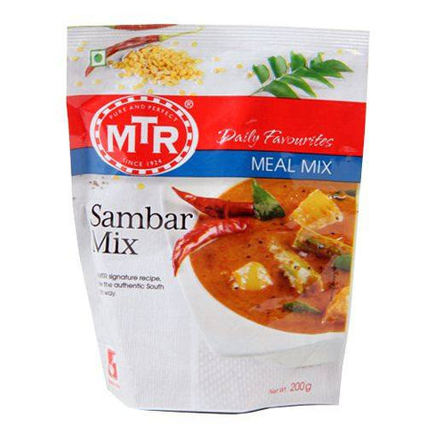MTR Sambar Mix 200 gm - Sabadda - Indian Online Grocery Store in UK