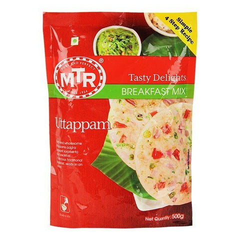 MTR Instant Uttapam Mix 500gm - SabAdda - Asian Grocery Store