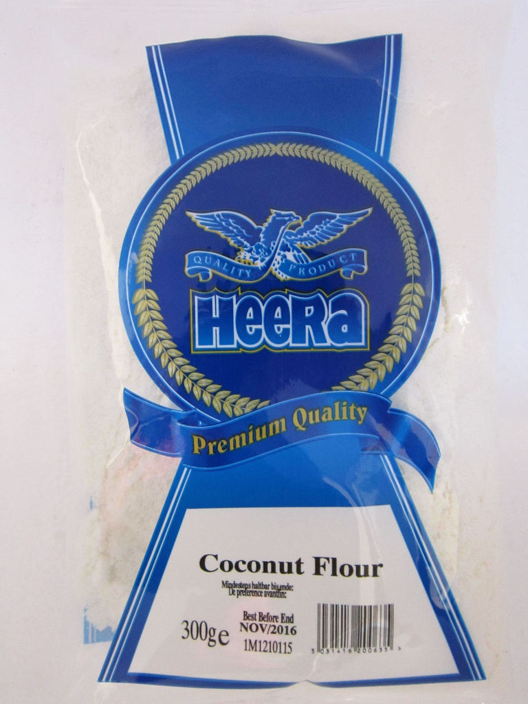 Heera Coconut Flour 300 gm - Sabadda - Indian Online Grocery Store in UK