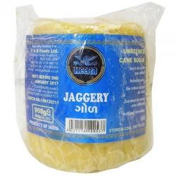 Heera Indian Jaggery Chaki 900gm - SabAdda - Asian Grocery Store