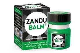 Zandu Balm 8 ml - Sabadda - Indian Online Grocery Store in UK
