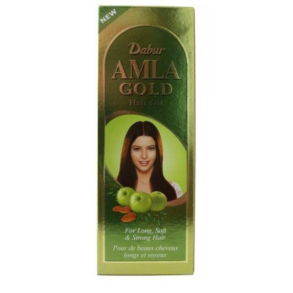 Dabur Amla Gold Hair Oil 300ml - Sabadda - Indian Online Grocery Store in UK