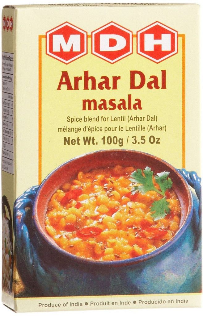 MDH Arhar Dal Masala 100 gm - Sabadda - Indian Online Grocery Store in UK