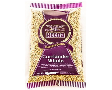 Heera Coriander Whole Big 700gm - Sabadda - Indian Online Grocery Store in UK