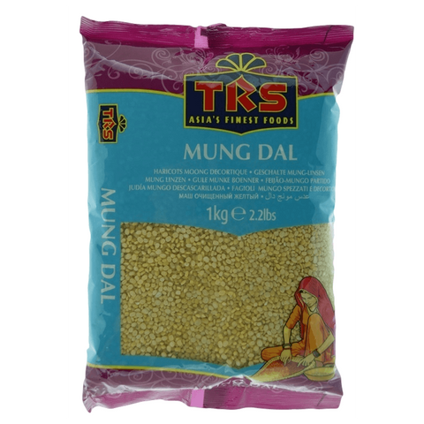 TRS Mung Dall 1kg - Sabadda - Indian Online Grocery Store in UK