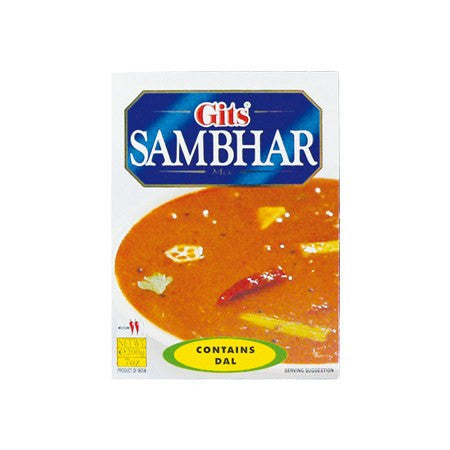 Gits Sambhar 200gm - Sabadda - Indian Online Grocery Store in UK