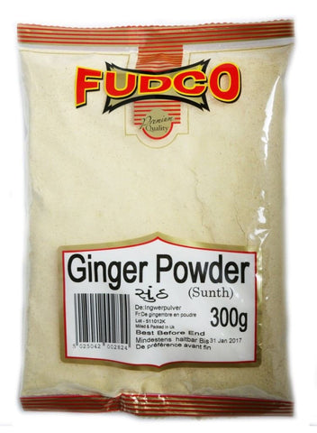 Fudco Ginger Powder 100 gm - Sabadda - Indian Online Grocery Store in UK
