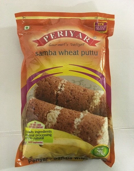 Periyar Samba Wheat Puttu 1 kg - Sabadda - Indian Online Grocery Store in UK
