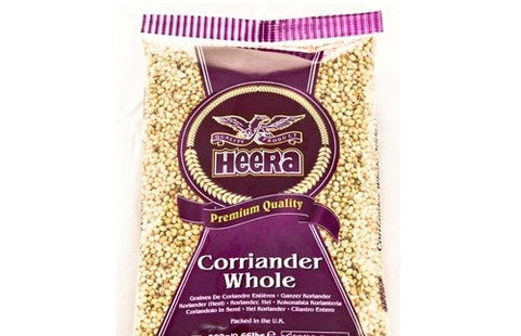 Heera Coriander Whole Big 100gm - Sabadda - Indian Online Grocery Store in UK
