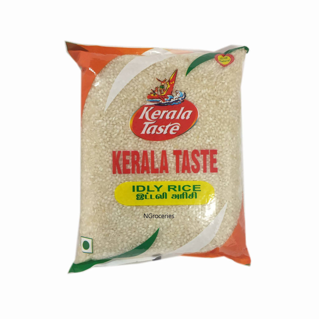 Kerala Taste Idly Rice 2 kg - Sabadda - Indian Online Grocery Store in UK