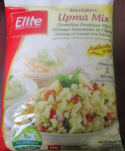 Elite Instant Upma Mix 1 kg - Sabadda - Indian Online Grocery Store in UK