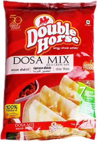 Double Horse Dosa Mix 1 KG - Sabadda - Indian Online Grocery Store in UK