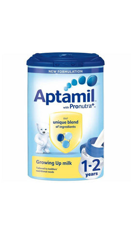 Aptamil Growing Up Milk 1-2 Years 900 gm - Sabadda - Indian Online Grocery Store in UK