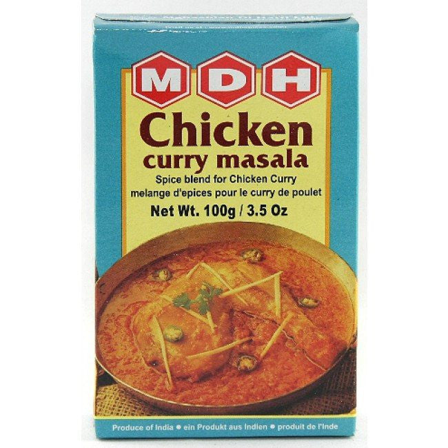 MDH Chicken Curry Masala 100 gm - Sabadda - Indian Online Grocery Store in UK