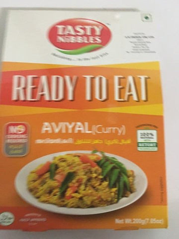 Tasty Nibbles Aviyal 250 gm - Sabadda - Indian Online Grocery Store in UK