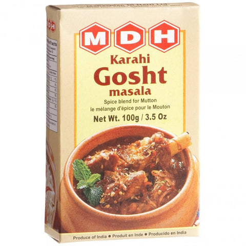 MDH Karahi Gosht Masala 100 gm - Sabadda - Indian Online Grocery Store in UK