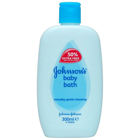 Johnsons Baby Bath 300 ml - Sabadda - Indian Online Grocery Store in UK