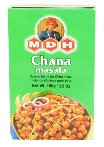 MDH Chana Masala 100 gm - Sabadda - Indian Online Grocery Store in UK