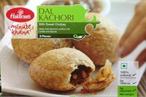 Haldiram's Dal Kachori 420gm - Sabadda - Indian Online Grocery Store in UK