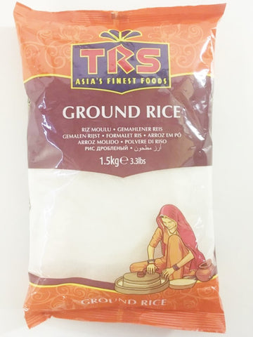 TRS Ground Rice 1.5 kg - Sabadda - Indian Online Grocery Store in UK