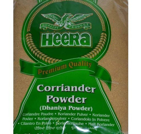 Heera Coriander Powder (Dhaniya Powder) 1 kg - Sabadda - Indian Online Grocery Store in UK