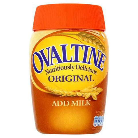 Ovaltine Original Add Milk 200 gm - Sabadda - Indian Online Grocery Store in UK
