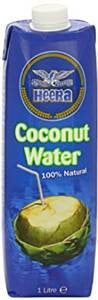 Heera 100 Percent Coconut Water 1ltr - Sabadda - Indian Online Grocery Store in UK
