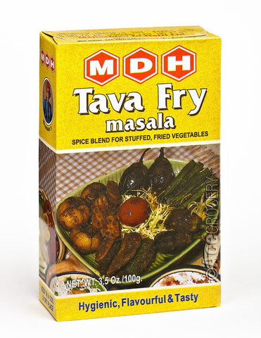 MDH Tava Fry Masala 100 gm - Sabadda - Indian Online Grocery Store in UK