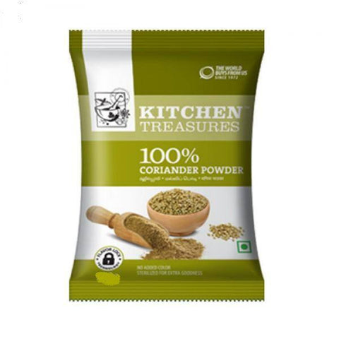 Kitchen Treasures Coriander Powder 400 gm - Sabadda - Indian Online Grocery Store in UK