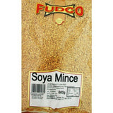 Fudco Soya Mince 600 GM - Sabadda - Indian Online Grocery Store in UK